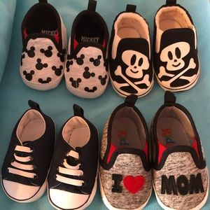 Other - Baby boy shoe bundle 5 pairs